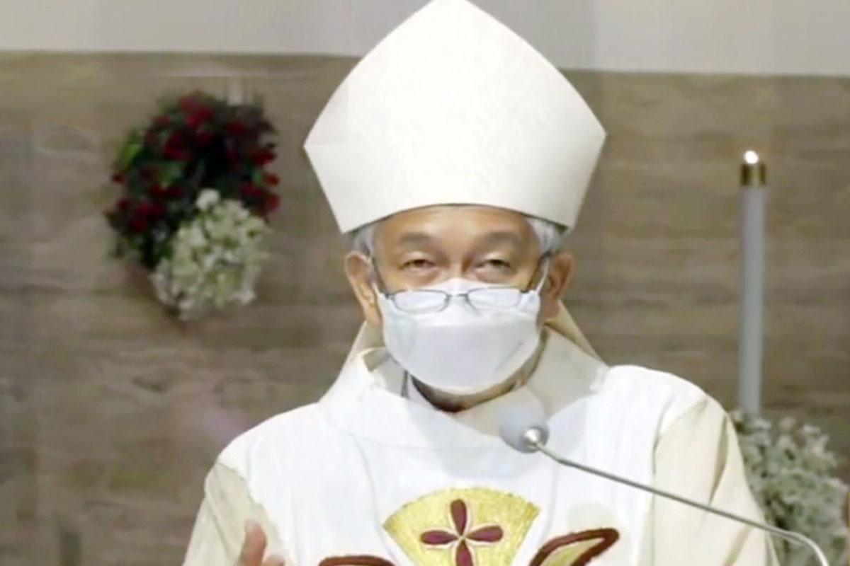 Bishop Broderick Pabillo