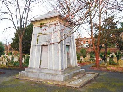 Courtoy's tomb