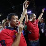 Duterte & Martin