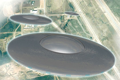 Flying Saucer1