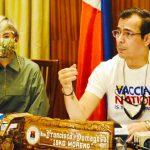 Isko Moreno &Mayor Honey Lacuna