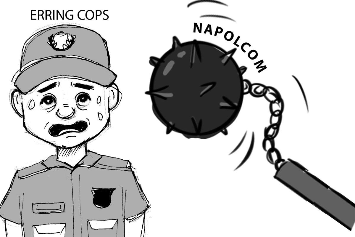 erring cops