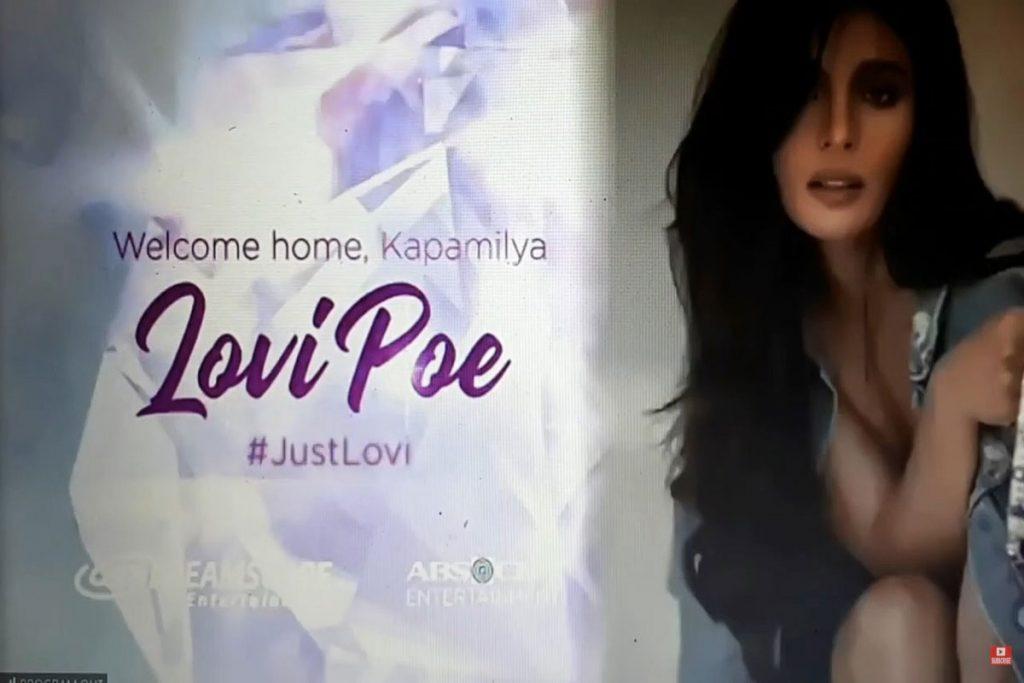 LOVI Poe Kapamilya na, nagbigay respeto sa GMA | Si PIOLO ang dahilan?
