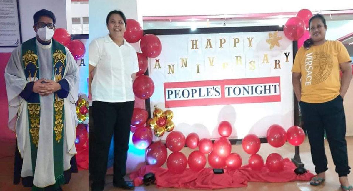 People's Tonight anniversary
