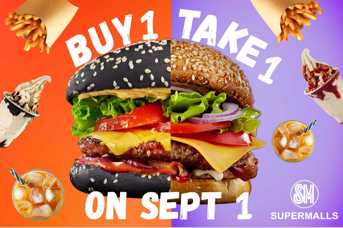 SM Buy1Take1
