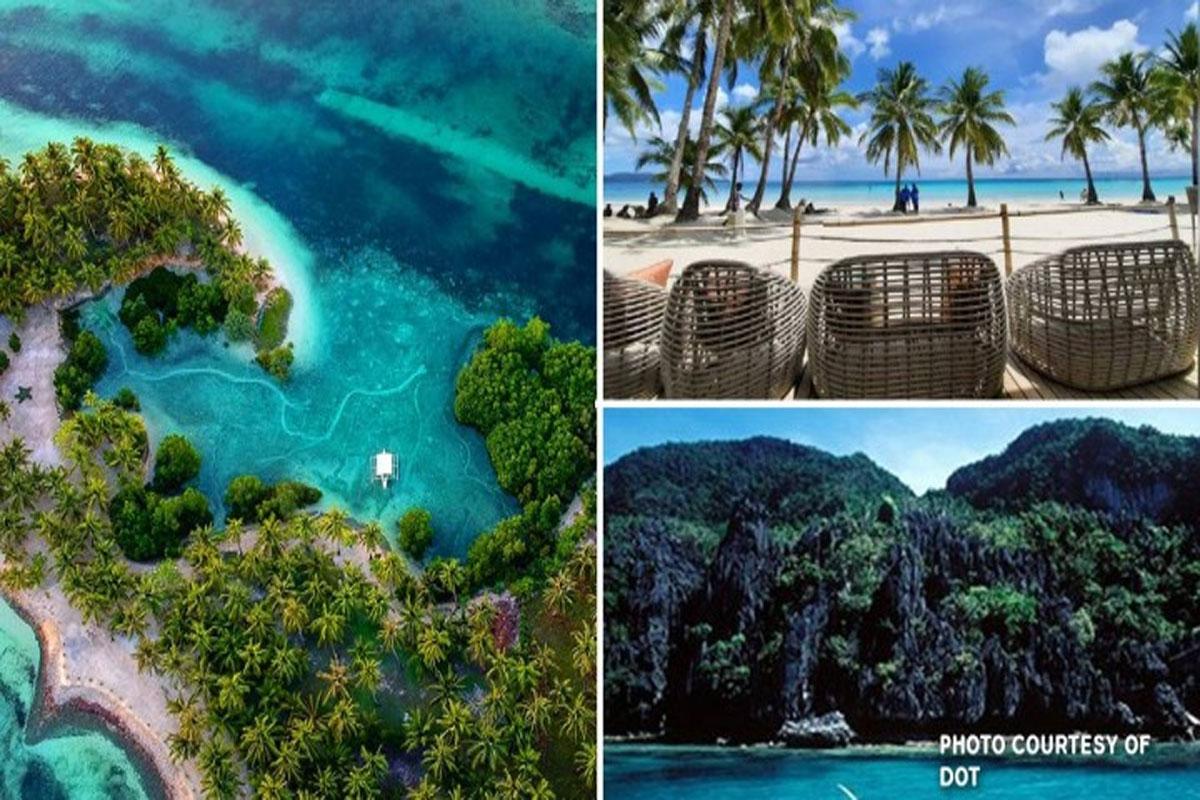 SIARGAO, Palawan and Boracay
